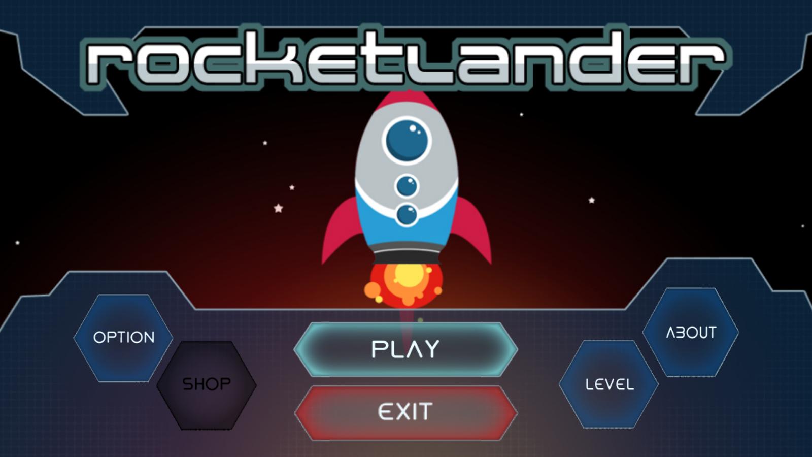 Rocket-Lander 5