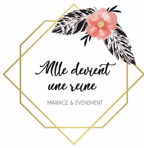 logo Mlle devient une reine