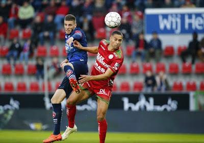 """Dimitri Mohamed déçu : """"On aurait pu etdûremporter ce match avec trois ou quatre buts d'avance"""""""