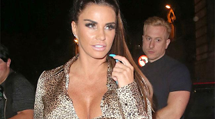 Katie Price wants I'm A Celebrity return