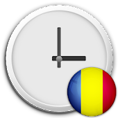Romania Clock & RSS Widget
