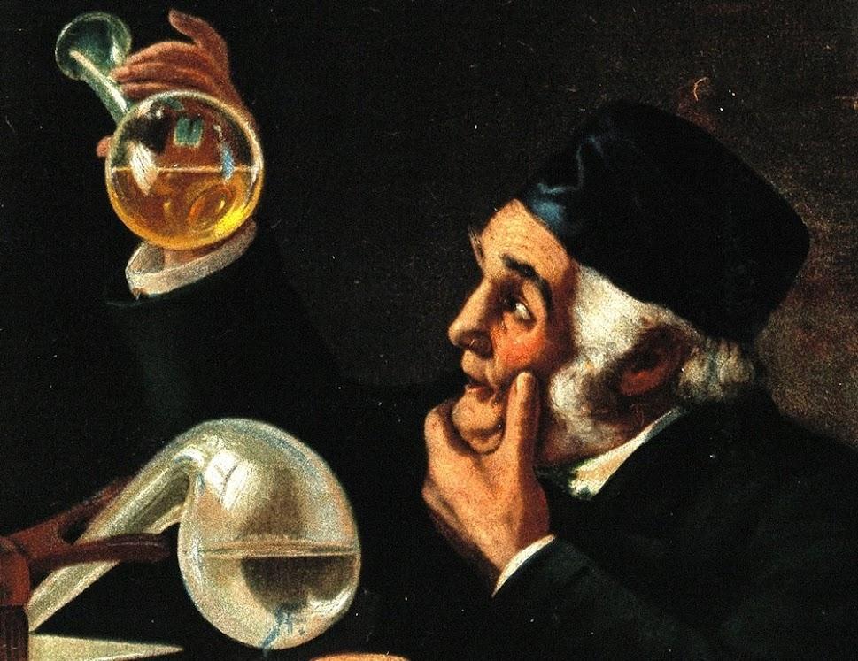 Roda de urina, os exames de urina na Idade Média