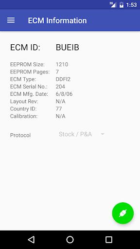 EcmDroid 0.99 screenshots 1