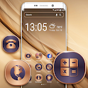 Galaxy Launcher theme for you icon