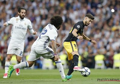 Les compositions de Atlético Madrid - Real Madrid: Carrasco est là