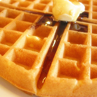 Rebecca's Favorite Low Carb Waffle.