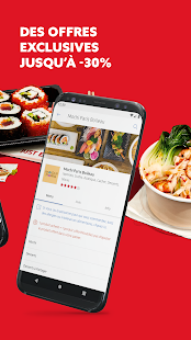 Download Just Eat France - Livraison de Repas à Domicile For PC Windows and Mac apk screenshot 4