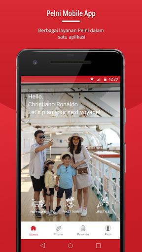 PELNI Mobile 1.0.1 screenshots 1