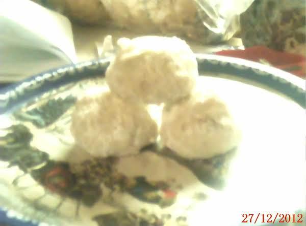 Walnut Balls Recipe
