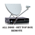 ALL Dish-DTH SetTop Box Remote icon