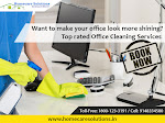 Office Cleaning Services in Bangalore - Homecaresolutions