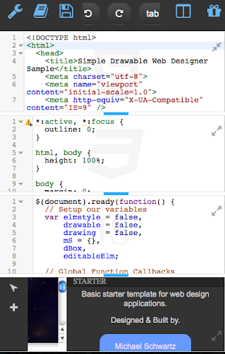 HTML5 Editor Deluxe