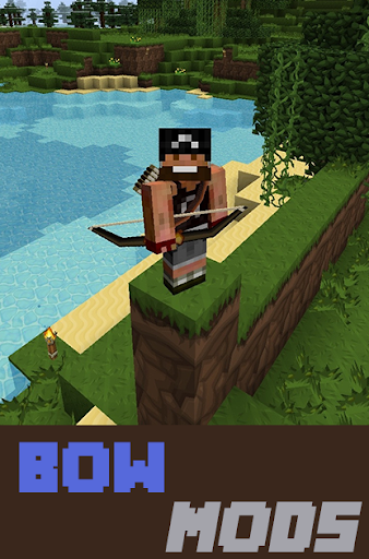 Bow Mods For mcpe