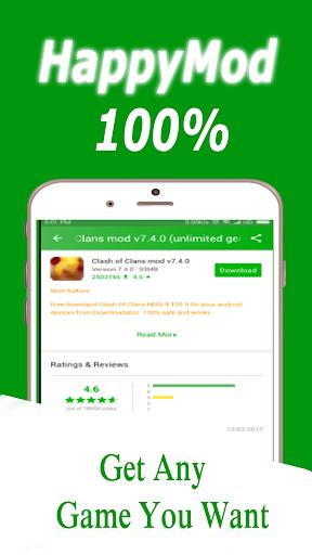 HappyMod 3 54 Apk Download - happy wial com happmod APK free