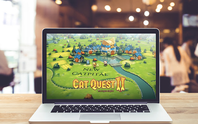 Cat Quest 2 HD Wallpapers Game Theme