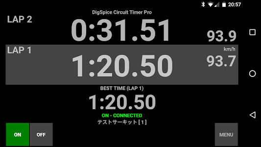 DigSpice Circuit Timer Pro screenshot 0
