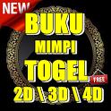 BUKU MIMPI TOGEL 4D/3D/2D icon