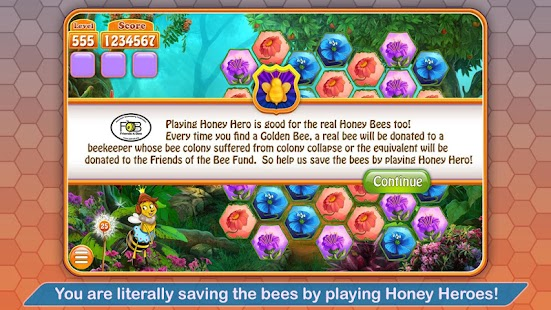 Honey Heroes- screenshot thumbnail