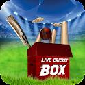 Live Cricket Box icon