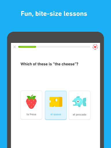 Screenshot for Duolingo: Learn Languages Free in Hong Kong Play Store