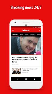 Irish Mirror - náhled