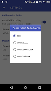 Auto Call Recorder screenshot 2