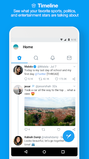 Twitter Lite 2.0.0--24 screenshots 1