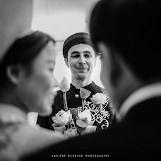 Wedding photographer Van Tran (ambient). Photo of 09.09.2018