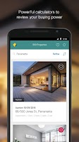 Screenshot of CommBank Property app