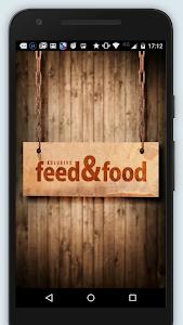 Feed & Food screenshot 0