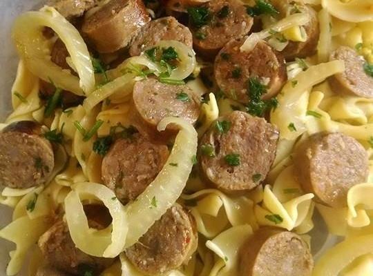 Sausage And Fennel Ragu Recipe