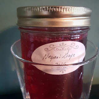 Negroni Grape Jelly