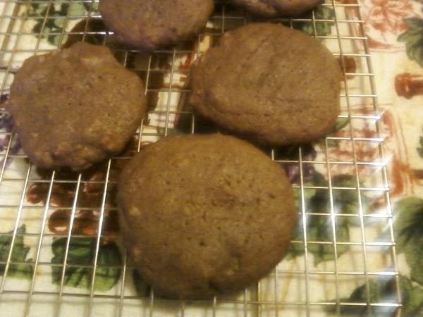 Chocolate Sour Cream Cookies Recipe