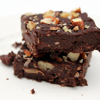 Almond Joy Black Bean Brownies [Vegan + Gluten Free] Recipe