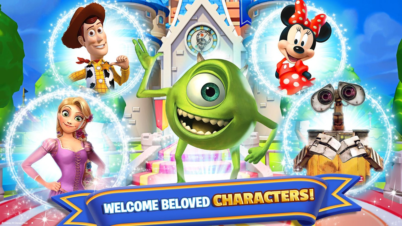 Disney Magic Kingdoms- screenshot