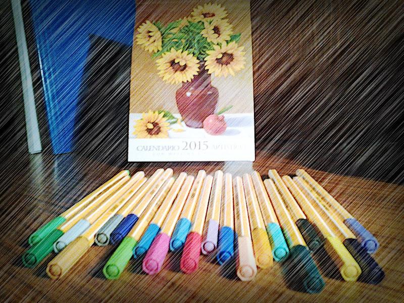 Visione a colori di Annalisa Mauro