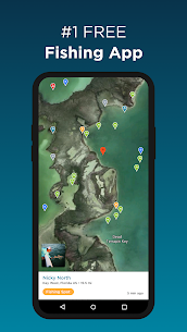 FishAngler – Fishing Maps, Forecast & Logbook App 1