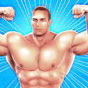 Muscle Race 3D icon