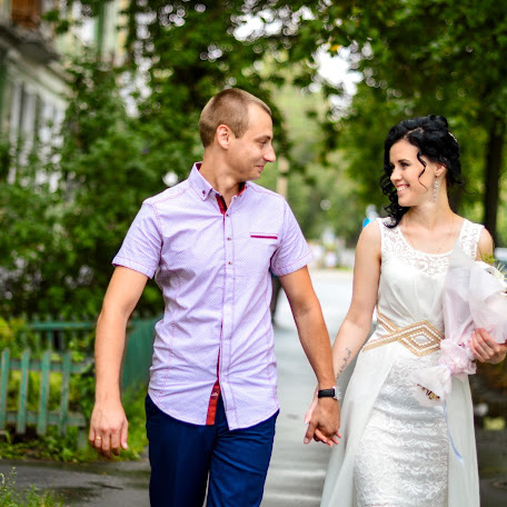 Wedding photographer Ekaterina Abramova (katik). Photo of 24.10.2016
