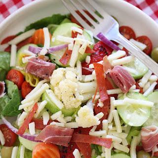 Italian Antipasto Lettuce Salad Recipes