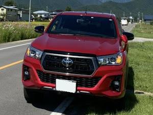 ハイラックス 4WD ピックアップ  ハイラックスGUN125のカスタム事例画像 ゆうちゃんさんの2020年09月06日14:06の投稿