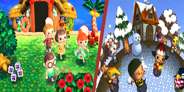 Guide -Pocket Animal Crossing Camp- Game - náhled