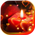 Valentines Hearts 2015 HQ LWP icon