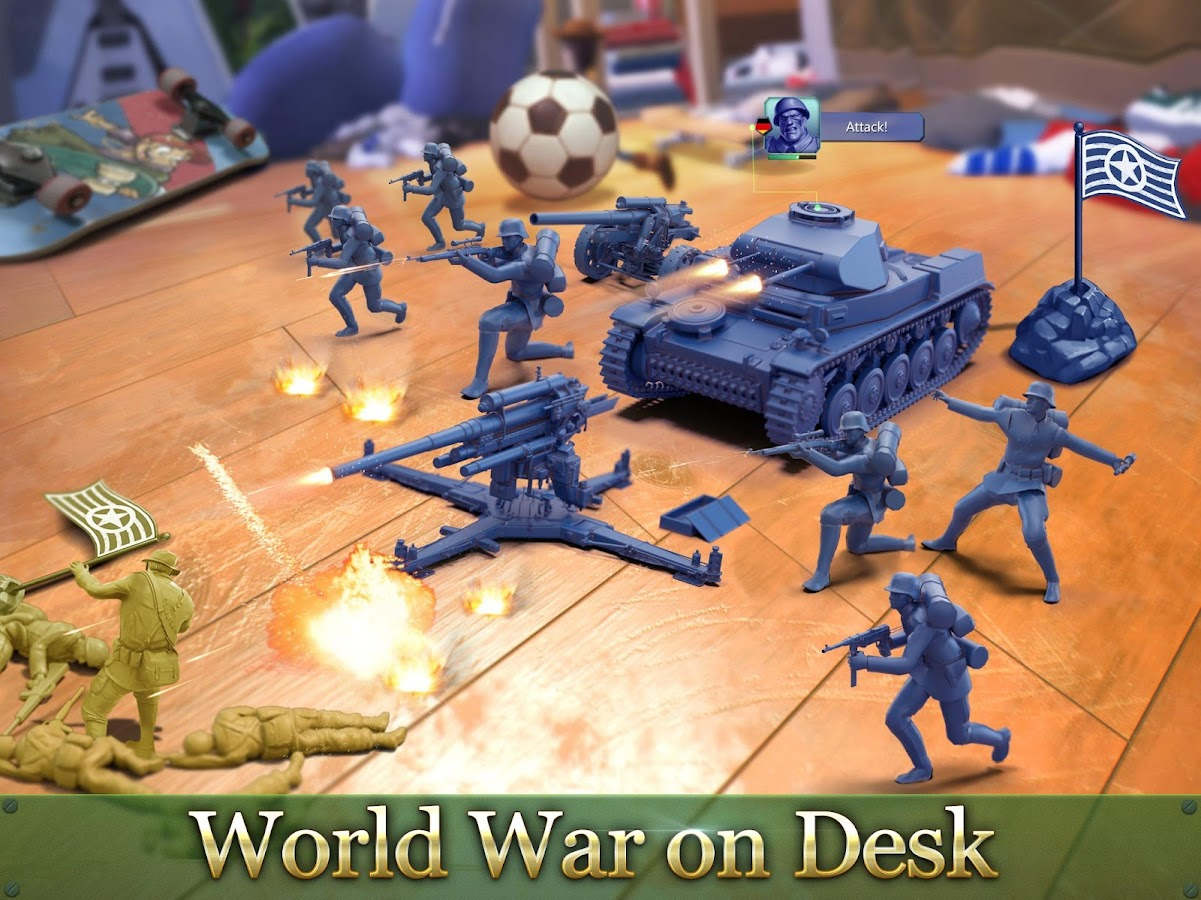 Army Men Strike- screenshot
