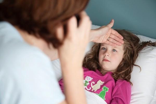 Chế độ dinh dưỡng cho trẻ khi bị ốm vào mùa hè