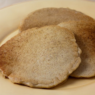 Vegan Buttermilk Pancake