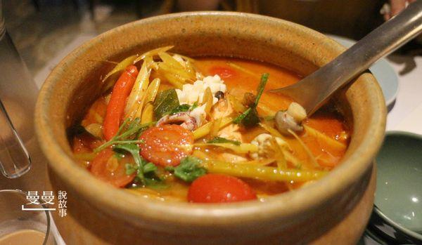 香米泰國料理Home's Thai Cuisine,令人胃口大開的南洋美食