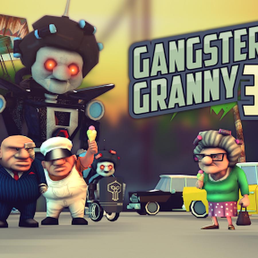 Gangster Granny 3 Apk Mod 1.0.1 Data