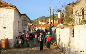 Photo: Ören-Bozalan Köyü Arası Karya(Karia) Yolu 3 Etabı - 18.01.2014