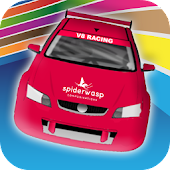 V8 Racing Car Game